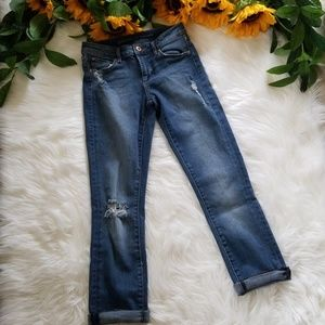 Articles of Society Stretch Cropped Jeans